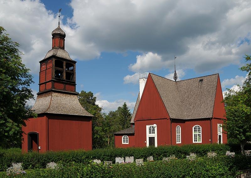 Degerfors gamla kyrka